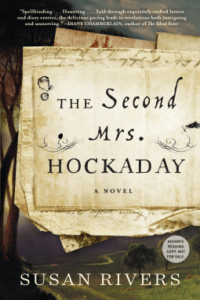The Second Mrs. Hockaday, Susan Rivers, Book Cover, Crook's Corner Long List