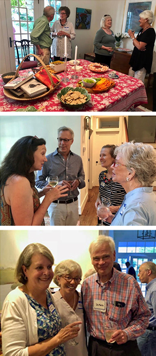 Readers' Party, September 6, 2018
